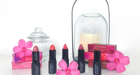 Rouges A Lèvres Antipodes : le coup de coeur